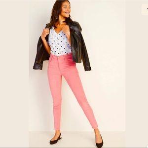 Corduroy Women's High-Waist Stretch Jeans Sz 2 NWT
